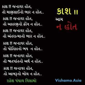 રાકેશ પંચાલ 'વિસામો' © Vishamo.Asia